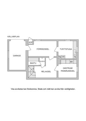 Stor 30-talsvilla med hörntomt garage och centralt läge!