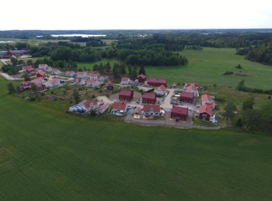 Fantastisk villa utanför Ösmo tätort endast ca 30 min från Globen