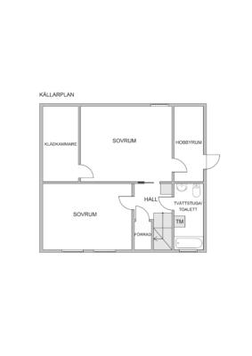 BR-radhus i två plan med öppenspis och härliga altaner, p-plats utanför huset!