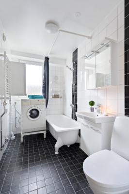 41 härliga kvadratmeter att renovera i populär förening, säljes delvis möblerad!