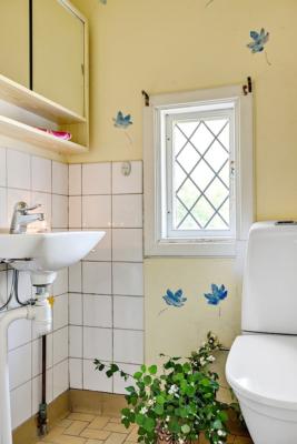 30-tals villa med renoveringsbehov i lugnt och trivsamt område.