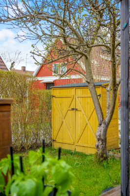 Påkostat radhus på populära Brunnsgatan!