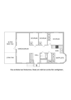 Unikt hus, med många möjligheter!