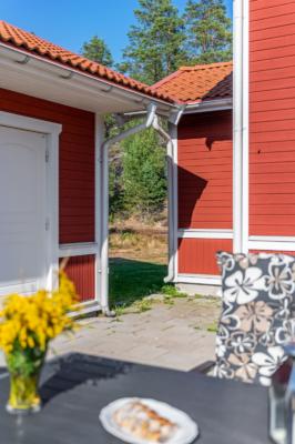 Drömmig villa från Fiskarhedenvillan med dubbelgarage & stor lokal om ca 500kvm.