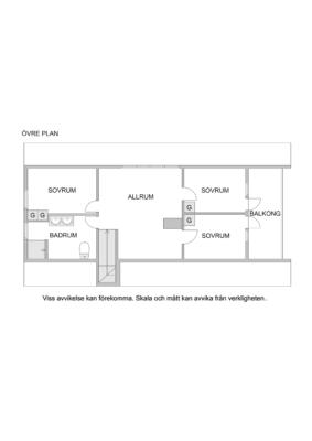 Trivsam villa med hörntomt och garage i länga!
