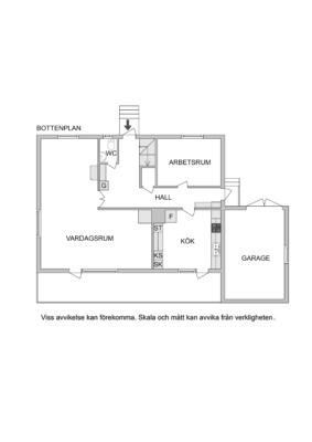 Stor villa på attraktiv återvändsgata i Södra Nynäshamn!